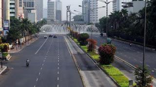 Lalu Lintas Jakarta dan Sekitarnya Ramai Lancar Senin Pagi ini