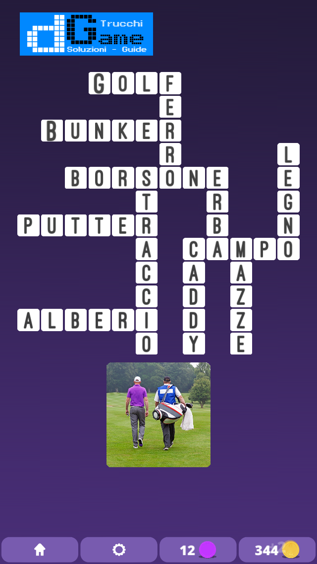 Soluzioni One Clue Crossword livello 5 schemi 14 (Cruciverba illustrato)  | Parole e foto
