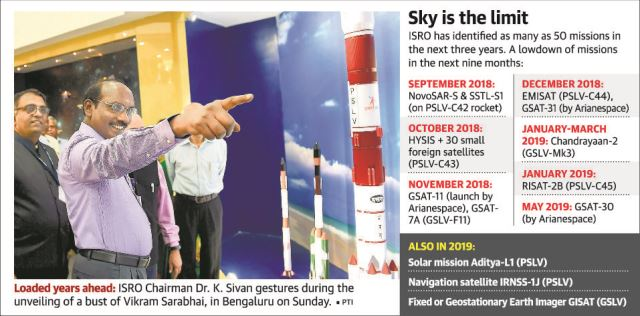 ISRO to launch TV Channel