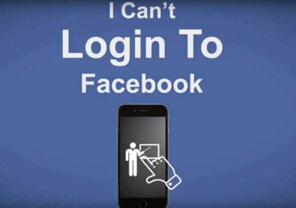 i can't log into my facebook app