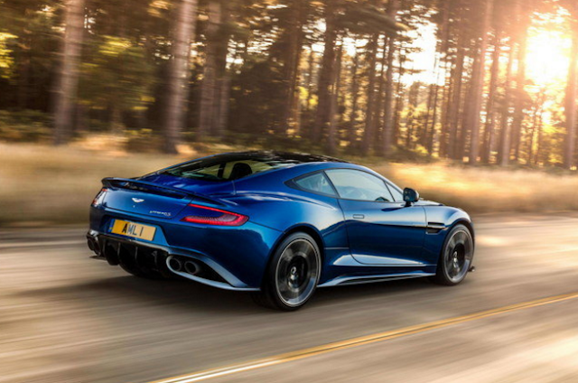 2018 Aston Martin Vanquish Specs, Concept, Change, Redesign, Engine Power, Rumors, Price, Release Date
