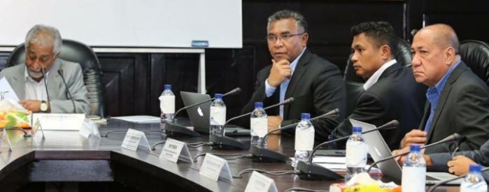 Alkatiri Fihir Assanami no Agio Apresenta OJE Daruak