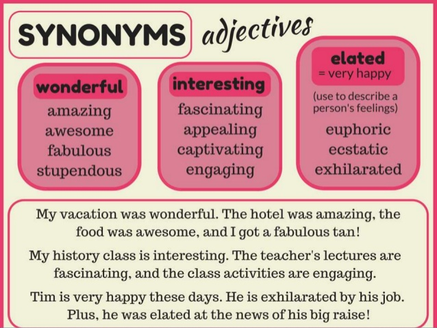 Definition Of Antonym
