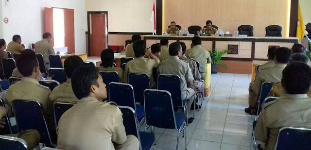4 Kecamatan di Torut Masih Menunggak PBB-nya Sejak 2015