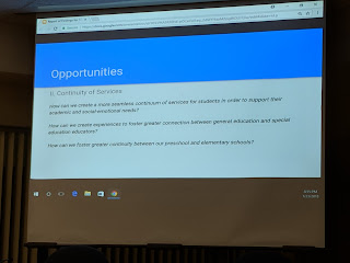 other areas of opportunity