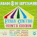 Con importantes descuentos llega la 5ta edición de la Feria Centro