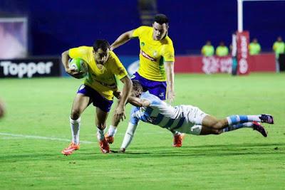 Crédito Foto: Divulgação/Confederação Brasileira de Rugby