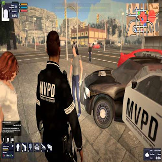 Enforcer Police Crime PC Game Free Download