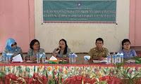 Tim Penggerak PKK Berikan Sosialisasi di Belitang