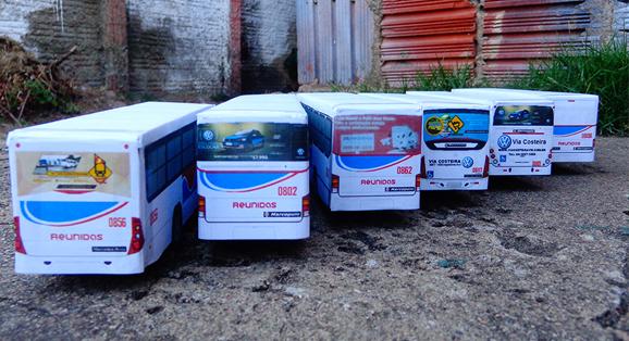 Em Miniaturas entrega 6 unidades para o conjunto Santarém