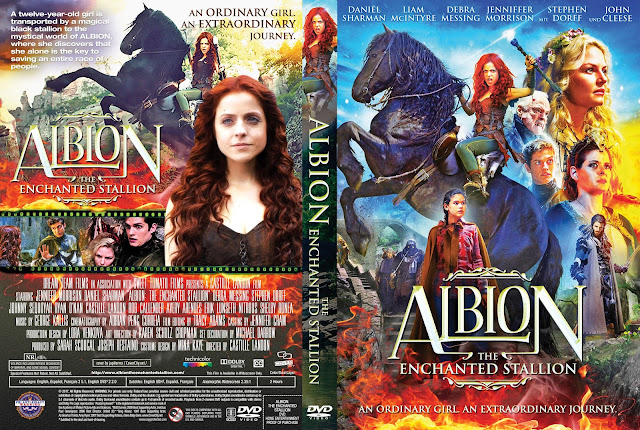 Albion: The Enchanted Stallion DVD Cover