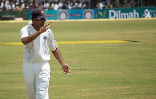 Rahul Dravid Timeless Steel