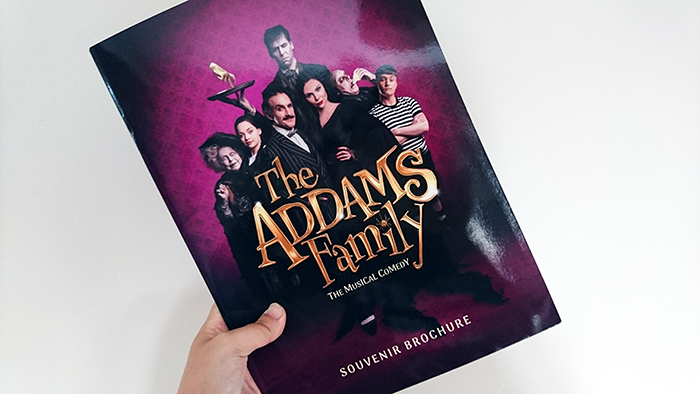 The best family to visit Southampton - The Addams Family at the Mayflower Theatre
