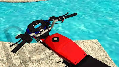 Download , Mod , moto, HONDA ML-TITAN PARA GTA SAN ANDREAS, GTA SA