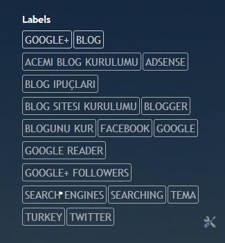 Hover CSS Bulut görünümlü Kategori