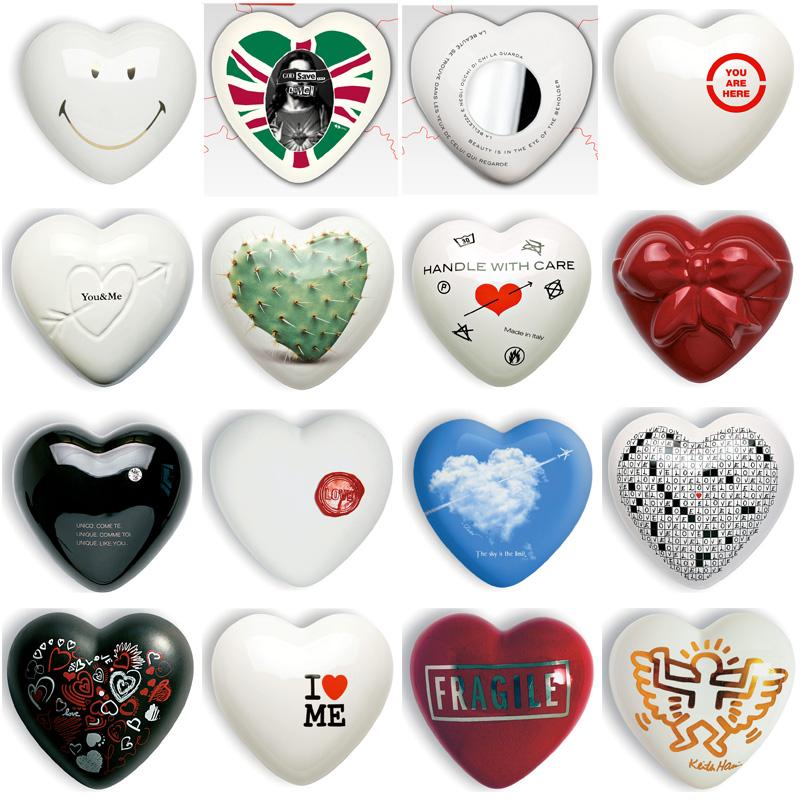 Creativando Ceramic Hearts