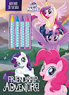 My Little Pony MLP The Movie: Friendship Adventure Books