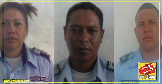 Tres policías asesinados por El Tren de Aragua en Carabobo, la tierra de Lacava