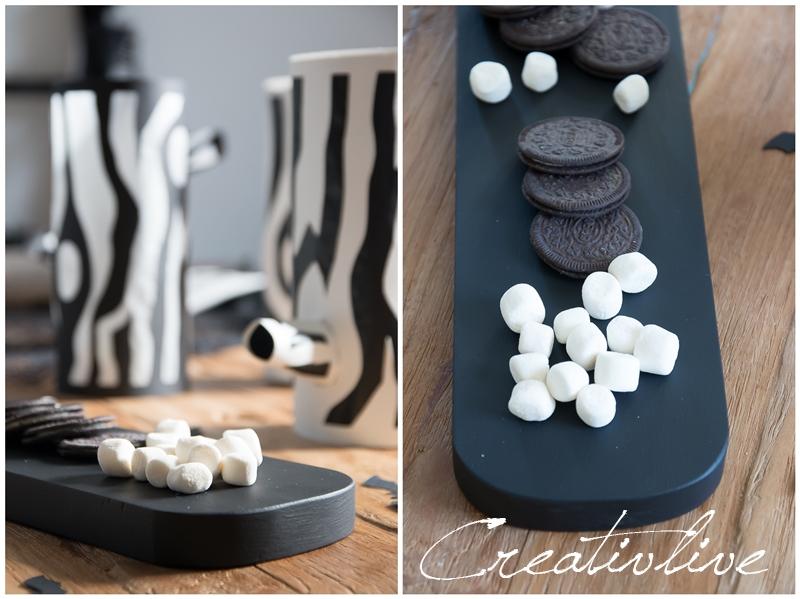 halloween monocrom in schwarz und wei creativlive. Black Bedroom Furniture Sets. Home Design Ideas