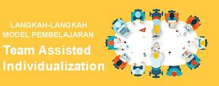 Langkah-langkah model pembelajaran Model Pembelajaran Team Assisted Individualization