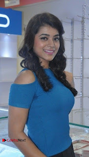 Telugu Actress Yamini Bhaskar Latest Pos in Blue Top and Black Skirt  0029.jpg