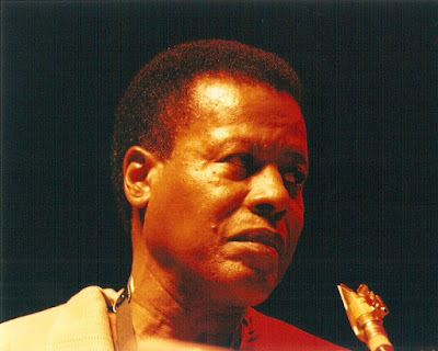 Wayne Shorter, photo copyright Lenny Bernstein, jazzjonesphotos.com