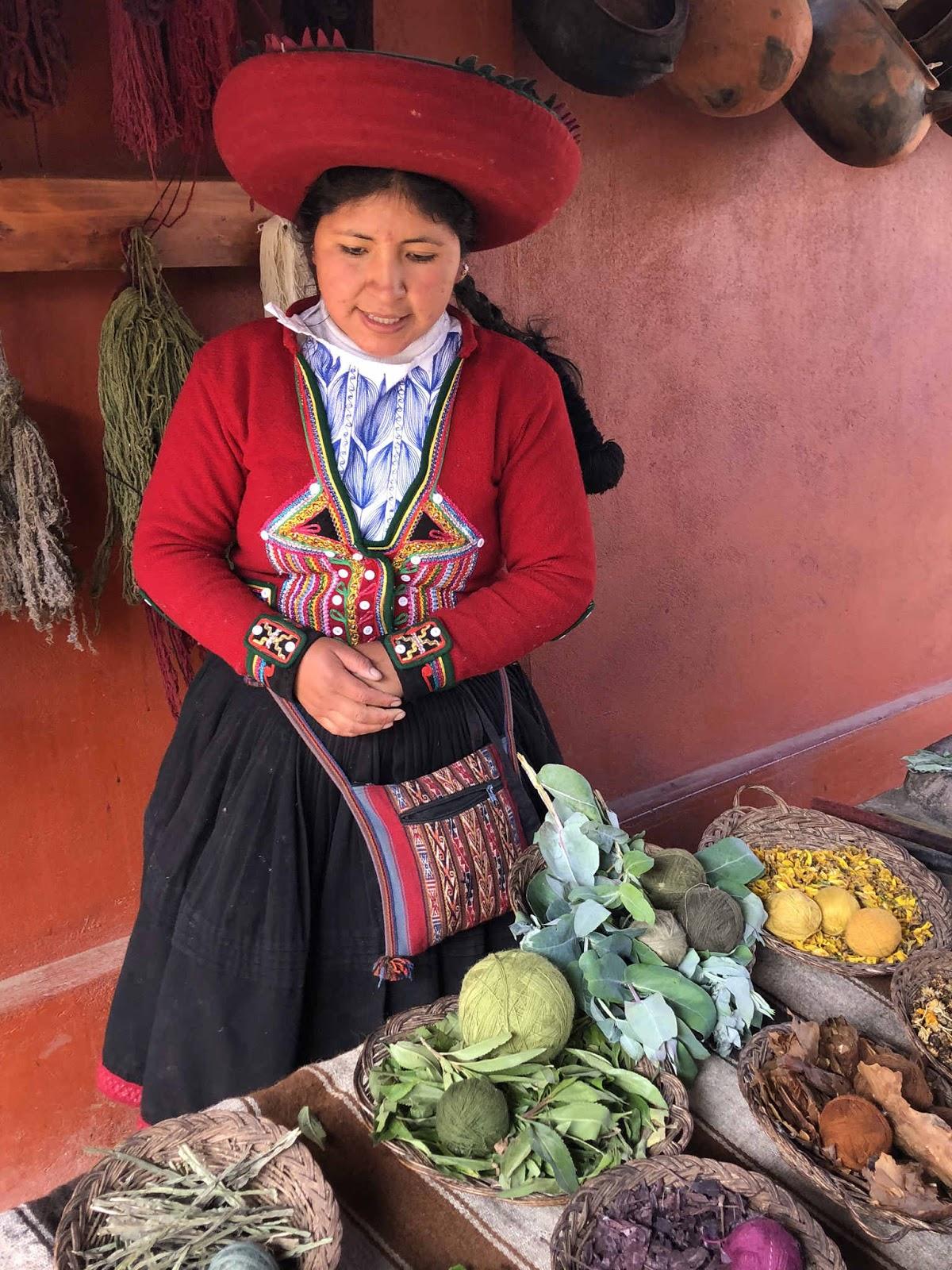 Chinchero - Centro textil Urpi