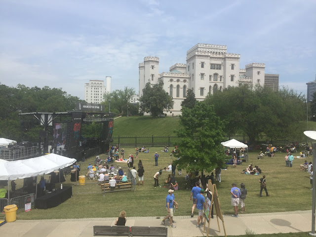 Baton Rouge Blues Fest