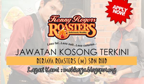 Jawatan Kosong di Rangkaian Restoran Kenny Rogers Roasters mehkerja