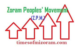 Mizoram Election 2018 -  Zoram Peoples' Movement (ZPM)
