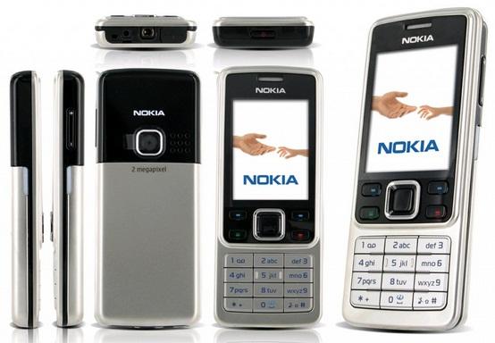 Nokia 6300 Produk Tahun 2006 dan Spesifikasinya