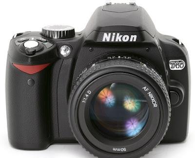 gambar kamera DSLR pemula murah