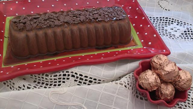 tarta pastel cremosa sin horno trufas chocolate caramelo fácil rica aprovechamiento reciclaje navidad navideño cuca postre fiesta festivo