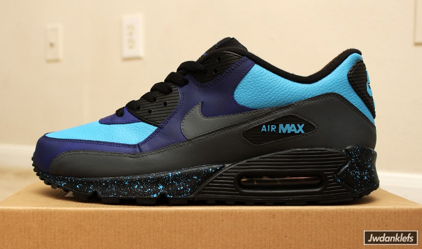 design intemporel 046dd 30f49 A dime bag for my thoughts...: Nike Air Max 90