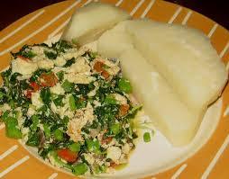 Most Food Eaten in Nigeria