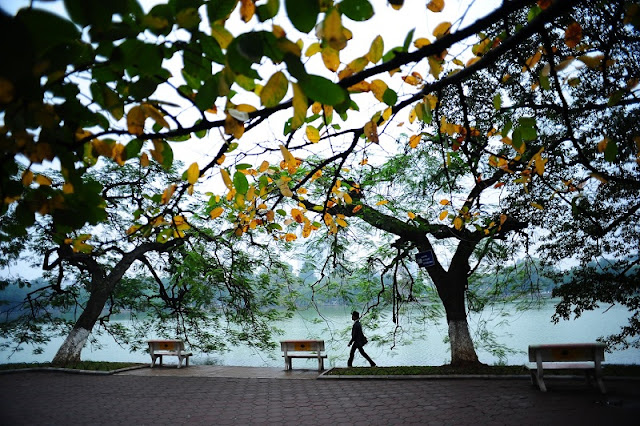 Have a peaceful Hanoi in the winter days