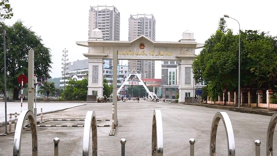cửa khẩu Lào Cai - cửa khẩu Hà Khẩu