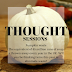 Thought Sessions: Pumpkin Waste