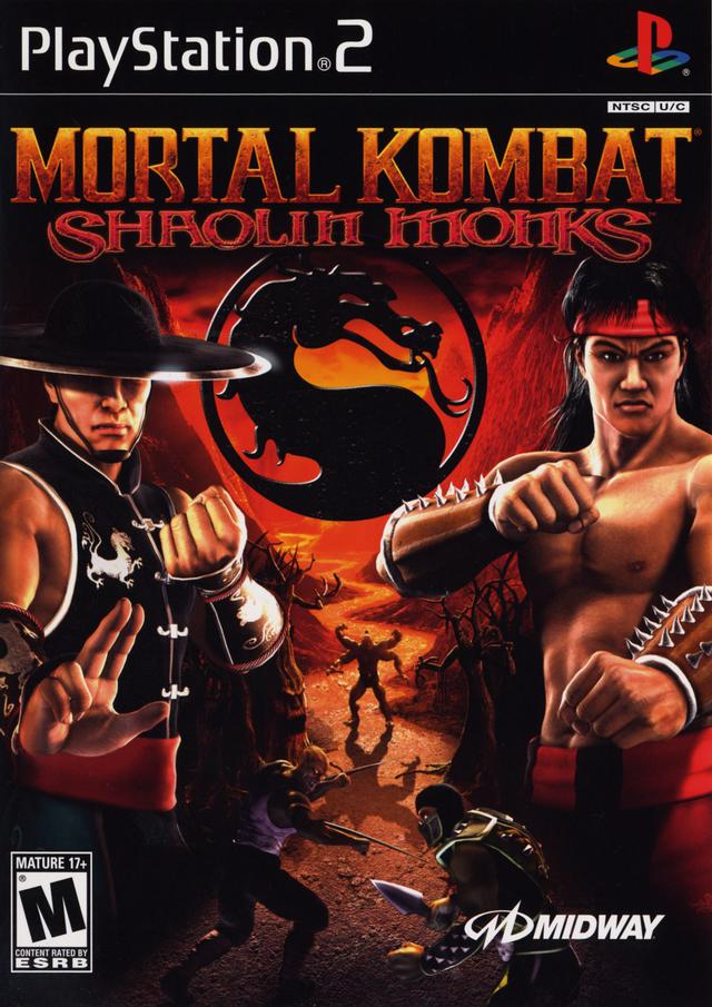 Kode Mortal Kombat Shaolin Monks Ps2 Langsung Tamat : mortal, kombat, shaolin, monks, langsung, tamat, Curang, Mortal, Kombat, Shaolin, Monks