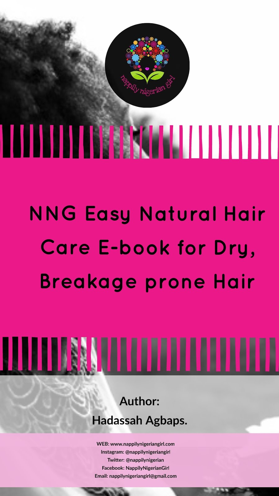 NNG GUIDE FOR DRY, BREAKAGE PRONE NATURAL HAIR