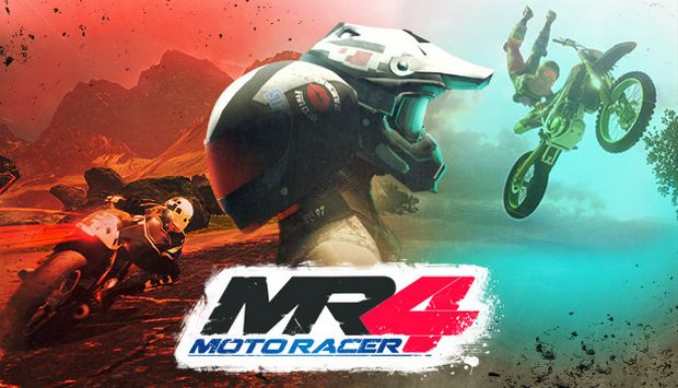Moto Racer 4 Sliced Peak - PLAZA