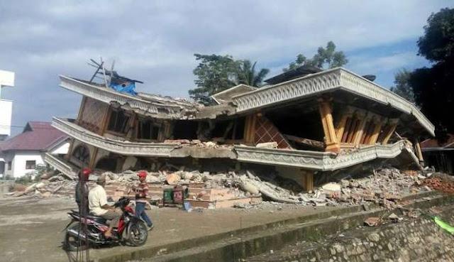 Gempa Aceh - Penting Kita Ketahui Bahwa Indonesia Masuk The Ring of Fire