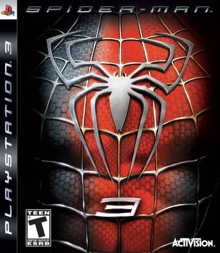 spidermanps3 - Spiderman 3 [MULTI5] PS3