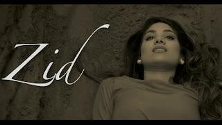 Zid Song Lyrics |  Raman Romana | Vinder Nathu Majra | New Punjabi Songs 2018 | Sad Song | Saga Music