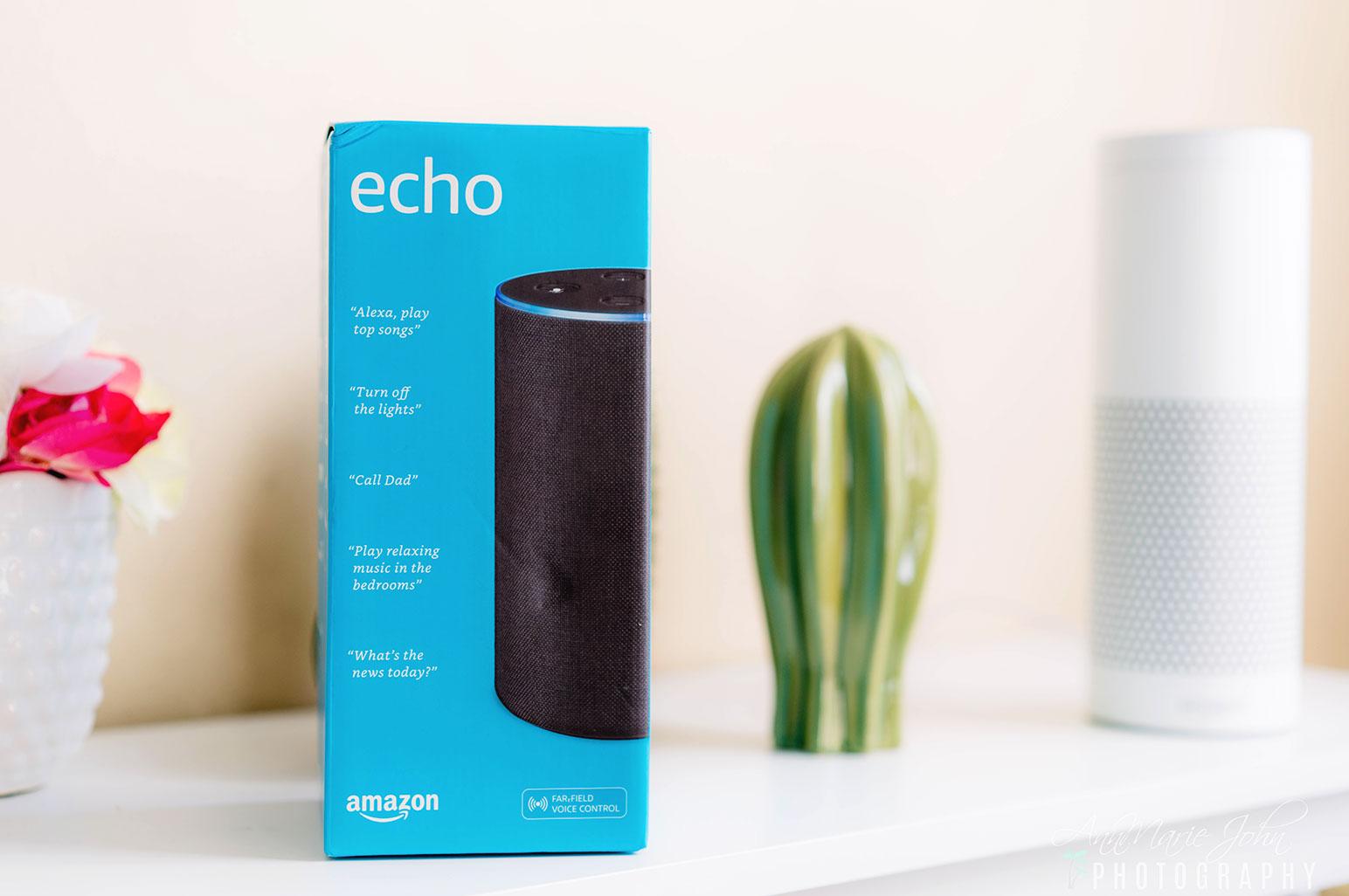 Alexa Skill Blueprints ~ Amazon Echo Giveaway - AnnMarie
