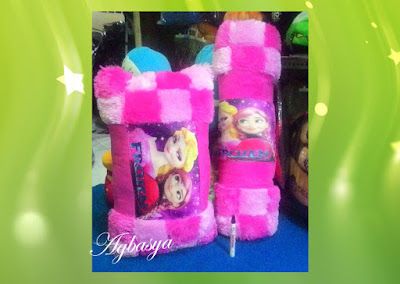 Bantal Frozen