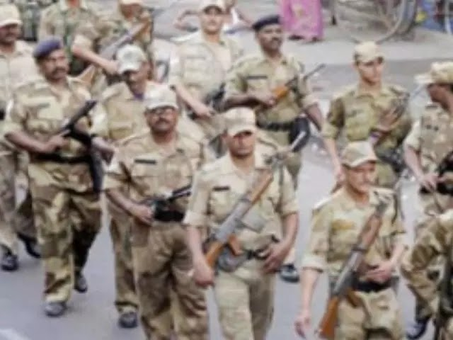 CG ELECTION: Such elections are preparations in Khairagarh, 24 companies of paramilitary forces will be deployed