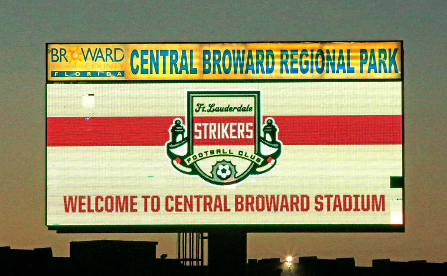 central broward stadium strikers