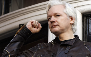Julian Assange is a free man - for now: Sweden DROPS rape probe against WikiLeaks founder - but will US apply for extradition before he can leave Ecuador's London Embassy and fly to freedom?