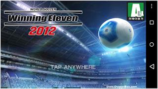 Start winning eleven 2012 Warkop